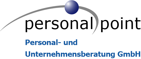 Change Management, Personalauswahl & -entwicklung | Personal-Point GmbH Logo