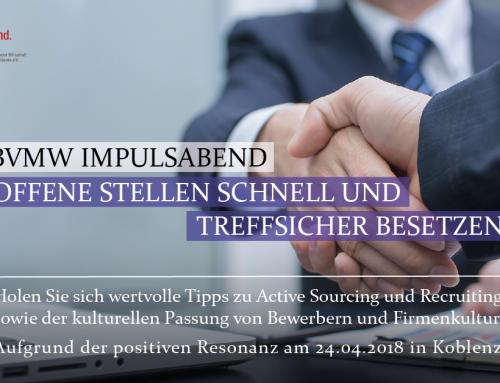 Offene Stellen schnell und treffsicher besetzen – Koblenz