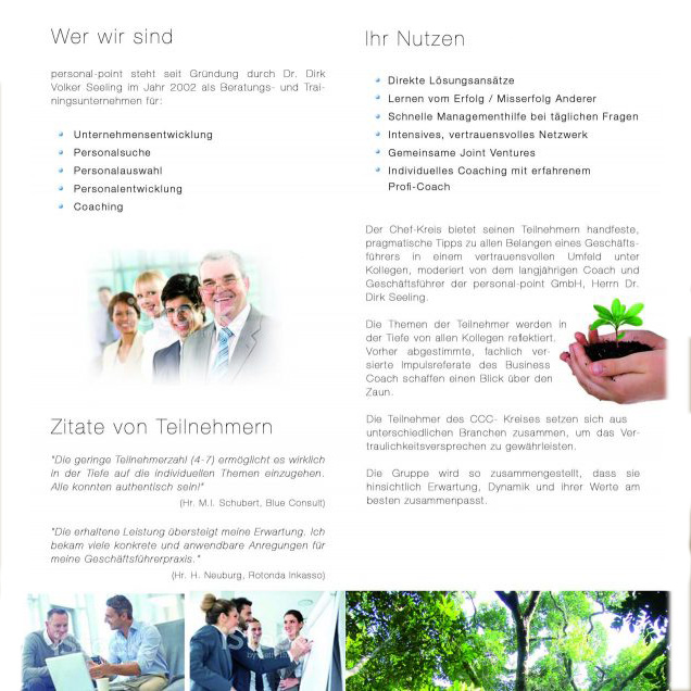 Chef-coacht-Chef Flyer Teil 2