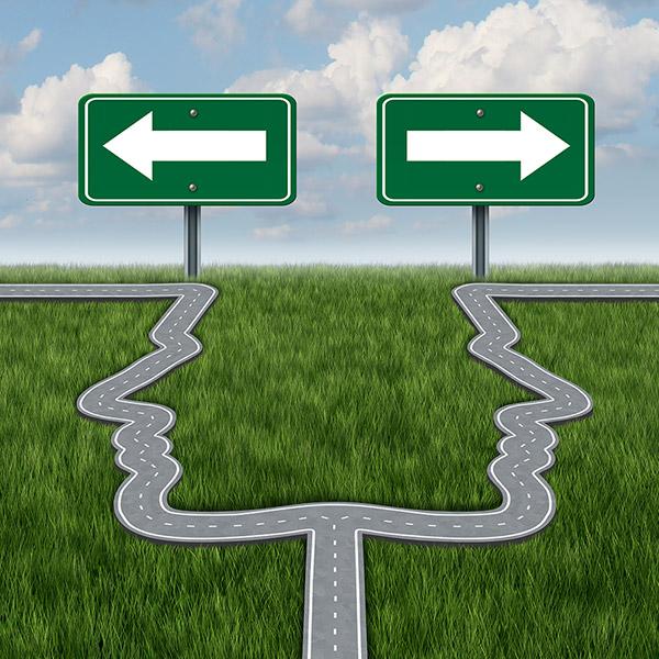 Unsere Assessment-Center dienen als Entscheidungshilfe über die Eignung eines Kandidaten für eine bestimmte Position. Welcher Weg wird eingeschlagen, führt dieser nach links oder rechts? Unsere Assessment-Center zeigen Ihnen und Ihren Kandidaten die Richtung auf und sind ein Wegweiser für die zukünftige Entwicklung.