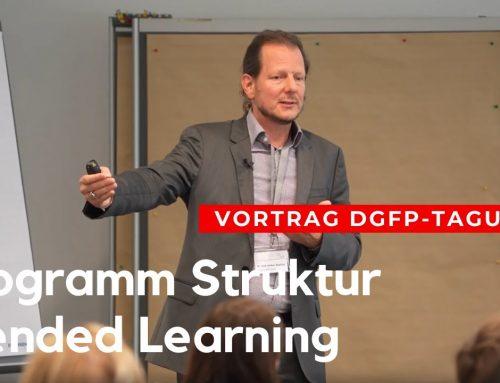 Programm Struktur Blended Learning
